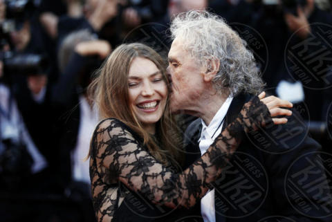 Abel Ferrara - Cannes - 23-05-2017 - Cannes festeggia 70 anni: sul red carpet la crème de la crème