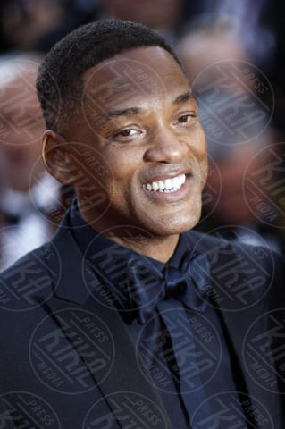 Will Smith - Cannes - 23-05-2017 - Cannes festeggia 70 anni: sul red carpet la crème de la crème