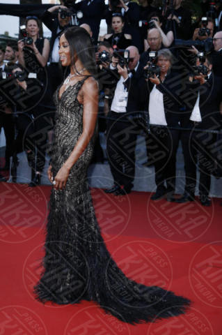 Naomi Campbell - Cannes - 23-05-2017 - Le star che sanno osare: sensualità over 50 sul red carpet