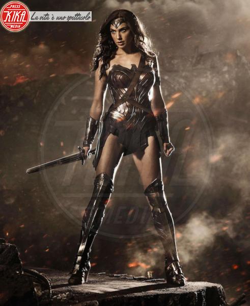 Wonder woman, Gal Gadot - Hollywood - 09-01-2017 - Le eroine del grande schermo combattono per un mondo più rosa