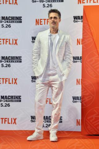 Brad Pitt - Tokyo - 23-05-2017 - Un anno senza Brangelina: parla Brad Pitt