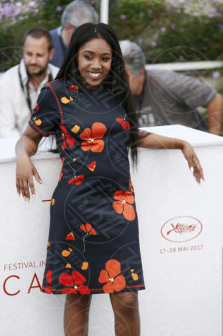 Taliah Webster - Cannes - 25-05-2017 - Cannes 2017: Pattinson si veste da criminale per Good Times