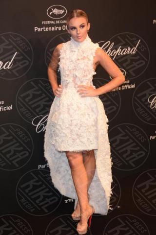 Tallia Storm - Cannes - 19-05-2017 - Cannes 2017: Bella Hadid è la stella del party Chopard