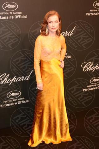 Isabelle Huppert - Cannes - 19-05-2017 - Cannes 2017: Bella Hadid è la stella del party Chopard