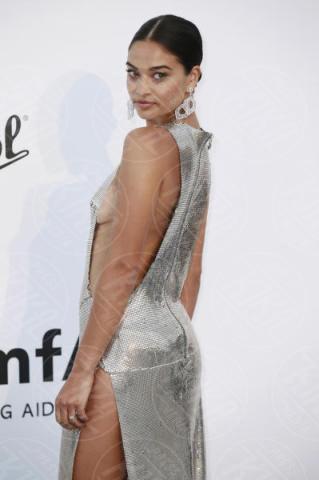 Shanina Shaik - Cannes - 25-05-2017 - AmfAR, tutte fuori di seno! Provate a guardarle negli occhi