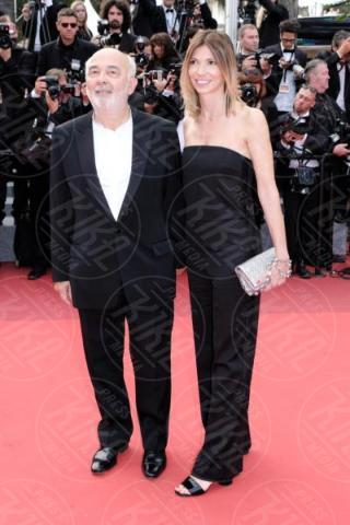 Patricia Campi, Gerard Jugnot - Cannes - 25-05-2017 - Cannes 2017: sul red carpet rivive Twin Peaks