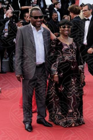 Mariam Doumbia, Amadou Bagayoko - Cannes - 25-05-2017 - Cannes 2017: sul red carpet rivive Twin Peaks
