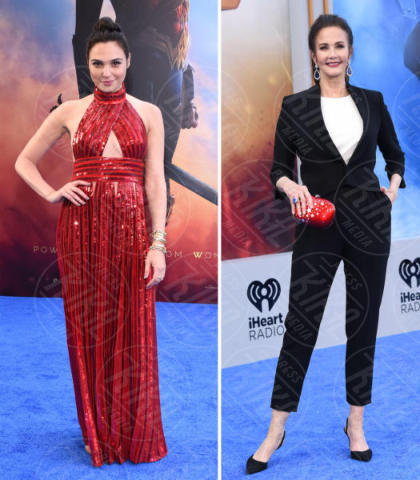Gal Gadot, Lynda Carter - 26-05-2017 - Gal Gadot e Lynda Carter: Wonder Woman sfida Wonder Woman!