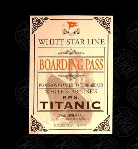 Titanic - Torino - 22-07-2009 - 1997: a 20 anni dal film cult, ecco la vita a bordo del Titanic