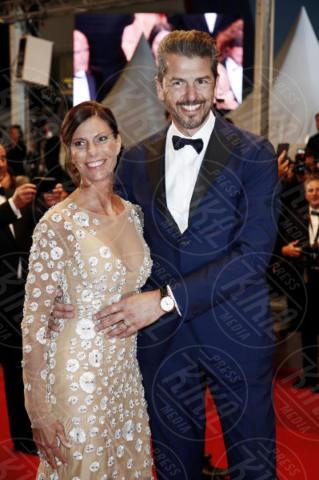 Sandra Vecchi, Andrea Berton - Cannes - 27-05-2017 - Cannes 2017, Joaquin Phoenix è un veterano di guerra