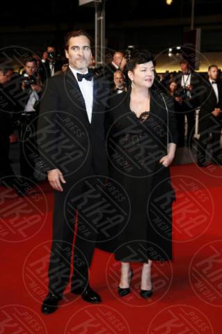 Lynne Ramsay, Joaquin Phoenix - Cannes - 27-05-2017 - Cannes 2017, Joaquin Phoenix è un veterano di guerra