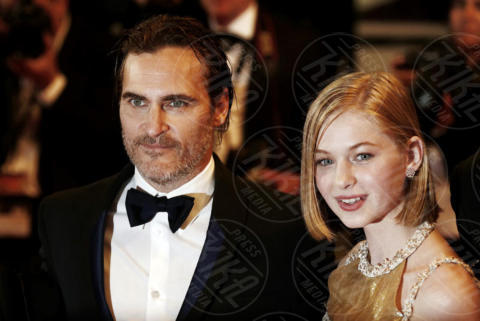 Ekaterina Samsonov, Joaquin Phoenix - Cannes - 27-05-2017 - Cannes 2017, Joaquin Phoenix è un veterano di guerra
