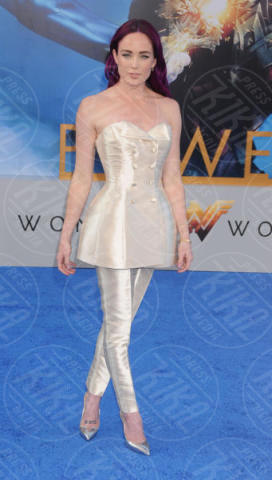 Caity Letz - Los Angeles - 25-05-2017 - Gal Gadot incontra Lynda Carter, la prima Wonder Woman