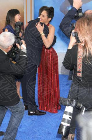 Gal Gadot, Chris Pine - Los Angeles - 25-05-2017 - Gal Gadot incontra Lynda Carter, la prima Wonder Woman