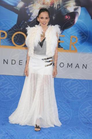 Elena Anaya - Los Angeles - 25-05-2017 - Gal Gadot incontra Lynda Carter, la prima Wonder Woman