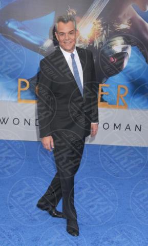 Danny Huston - Los Angeles - 25-05-2017 - Gal Gadot incontra Lynda Carter, la prima Wonder Woman