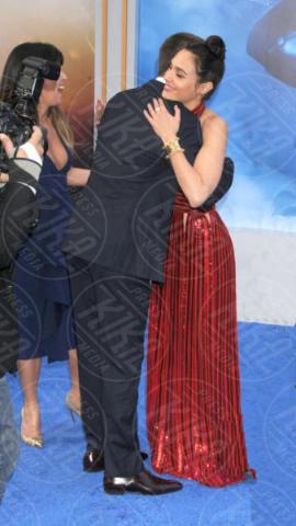 Gal Godot, Chris Pine - Los Angeles - 25-05-2017 - Gal Gadot incontra Lynda Carter, la prima Wonder Woman