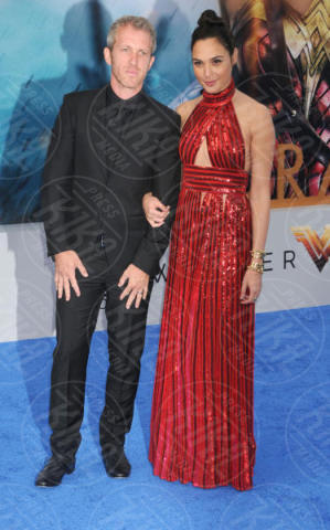 Gal Godot, Yaron Versano - Los Angeles - 25-05-2017 - Gal Gadot incontra Lynda Carter, la prima Wonder Woman