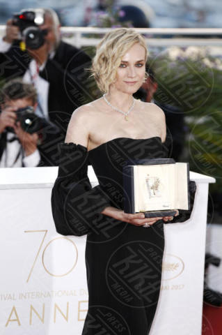 Diane Kruger - Cannes - 28-05-2017 - Cannes 2017: Palma d'Oro a The Square di Ruben Östlund