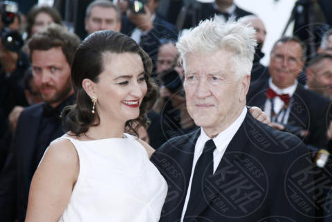 Emily Stofle, David Lynch - Cannes - 28-05-2017 - Cannes 2017: Uma Thurman dorata, cala il sipario sulla Croisette