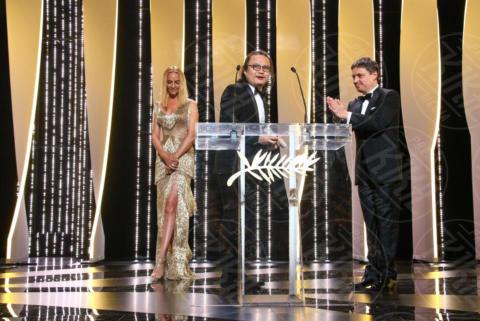 Qiu Yang - Cannes - 28-05-2017 - Monica Bellucci e il toccante discorso sulle donne