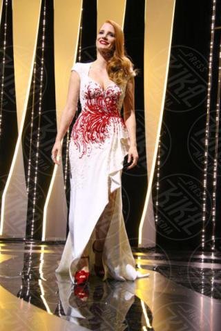 Jessica Chastain - Cannes - 28-05-2017 - Monica Bellucci e il toccante discorso sulle donne