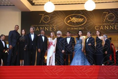 cerimonia di chiusura Cannes 2017 - Cannes - 28-05-2017 - Monica Bellucci e il toccante discorso sulle donne