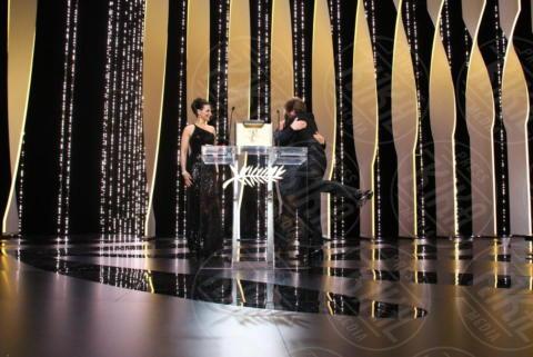 Ruben Ostlund, Juliette Binoche - Cannes - 28-05-2017 - Monica Bellucci e il toccante discorso sulle donne