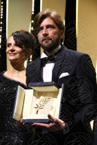 Ruben Ostlund - Cannes - 28-05-2017 - Monica Bellucci e il toccante discorso sulle donne