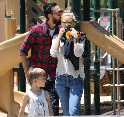Danny Fujikawa, Bingham Hawn Bellamy, Kate Hudson - Palisades - 27-05-2017 - Kate Hudson, prove di famiglia con Danny Fujikawa