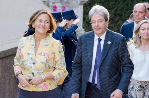 G7 Taormina, Paolo Gentiloni - Taormina - 26-05-2017 - Il G7 di Taormina porta alla frattura Europa-Trump