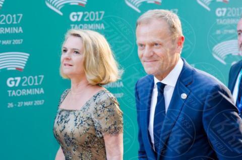 G7 Taormina, Donald Tusk - Taormina - 26-05-2017 - Il G7 di Taormina porta alla frattura Europa-Trump