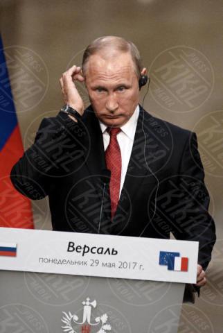 Vladimir Putin - Versailles - 29-05-2017 - Venezia 75: il duro attacco di Spike Lee a Matteo Salvini