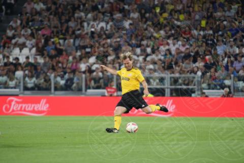 Pavel Nedved - Torino - 30-05-2017 - Sebastian Vettel, Ramazzotti & Co.: vince la Partita del Cuore