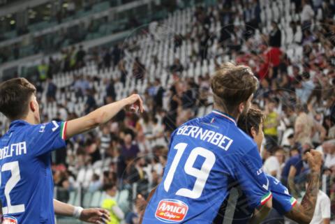 Alessio Bernabei - Torino - 30-05-2017 - Sebastian Vettel, Ramazzotti & Co.: vince la Partita del Cuore