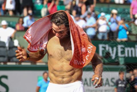 Rafael Nadal - Parigi - 31-05-2017 - Rafael Nadal, spogliarello hot al Roland Garros: fan in delirio