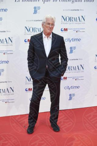 Richard Gere - Madrid - 31-05-2017 - Richarde Gere sempre più innamorato, il red carpet è di coppia