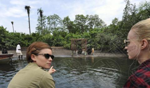 Rooney Mara, Kate Mara - Monrovia - 08-03-2016 - Le sorelle Mara animaliste: viaggio in Liberia per 60 scimpanzé