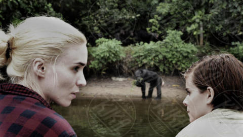 Rooney Mara, Kate Mara - Monrovia - 09-03-2016 - Le sorelle Mara animaliste: viaggio in Liberia per 60 scimpanzé