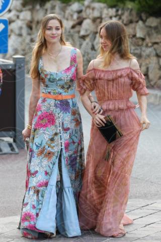 Alexandra di Hannover, Beatrice Borromeo - Monaco - 01-06-2017 - Alexandra di Monaco: sboccia l'amore al Parco dei Principi