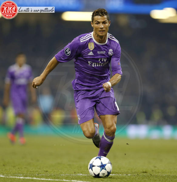 Cristiano Ronaldo - Cardiff - 03-06-2017 - Champions League: c'è la sfida tra Neymar e Cristiano Ronaldo