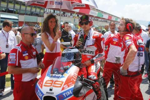 Mugello, Jorge Lorenzo - Mugello - 04-06-2017 - Moto GP: le immagini del Mugello. Vince Dovizioso