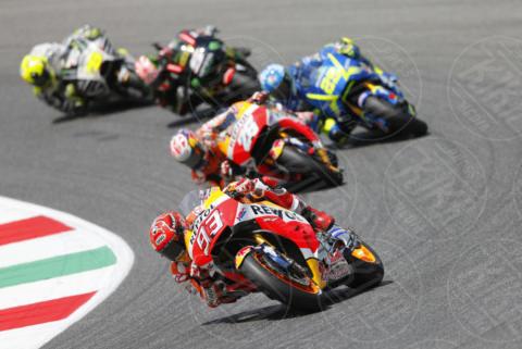 Mugello, Marc Marquez - Mugello - 04-06-2017 - Moto GP: le immagini del Mugello. Vince Dovizioso