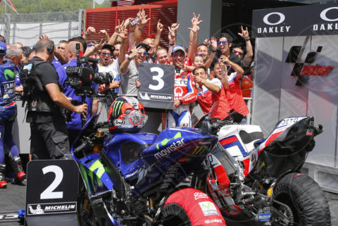 Danilo Petrucci, Mugello - Mugello - 04-06-2017 - Moto GP: le immagini del Mugello. Vince Dovizioso