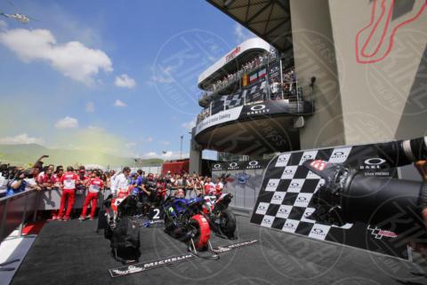 Mugello - 04-06-2017 - Moto GP: le immagini del Mugello. Vince Dovizioso