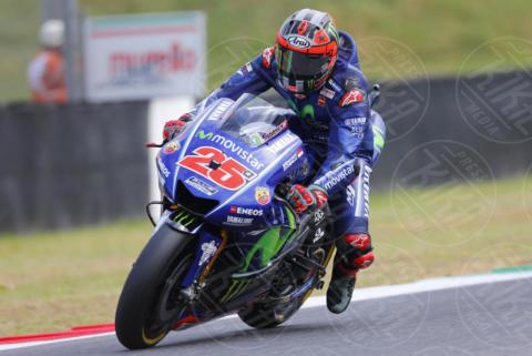 Maverik Vinales, Mugello - Mugello - 04-06-2017 - Moto GP: le immagini del Mugello. Vince Dovizioso