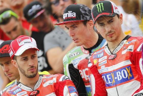 Mugello - Mugello - 04-06-2017 - Moto GP: le immagini del Mugello. Vince Dovizioso
