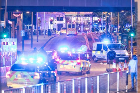 Attentato London Bridge, Attentato a Londra - Londra - 03-06-2017 - London Bridge, la testimonianza di Attilio Solinas