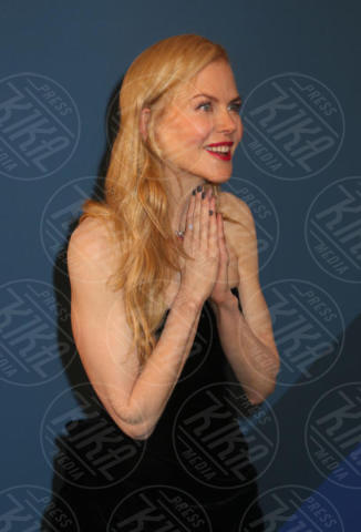 Nicole Kidman - New York - 05-06-2017 - CFDA Awards 2017: ecco chi è la Bella in rosa sul blue carpet...