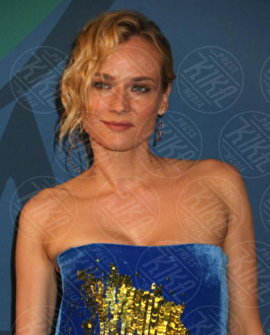 Diane Kruger - New York - 05-06-2017 - CFDA Awards 2017: ecco chi è la Bella in rosa sul blue carpet...